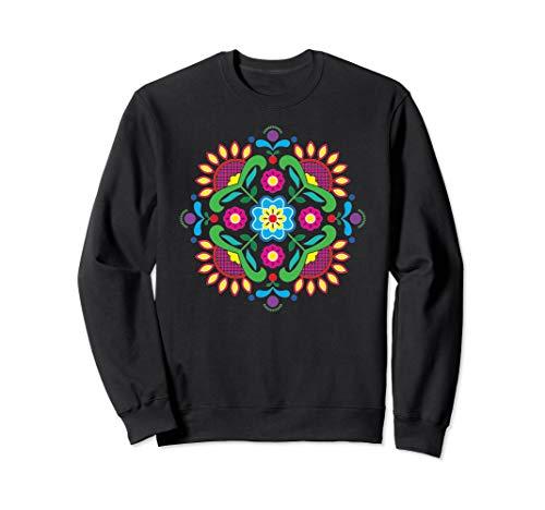 Norwegian Folk Art Rosemaling Bunad Gift Sweatshirt