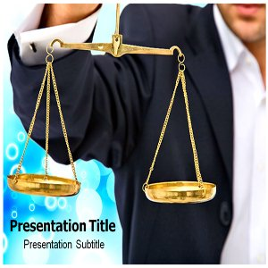 Amazon Com Scales Of Justice Powerpoint Templates Ppt Templates