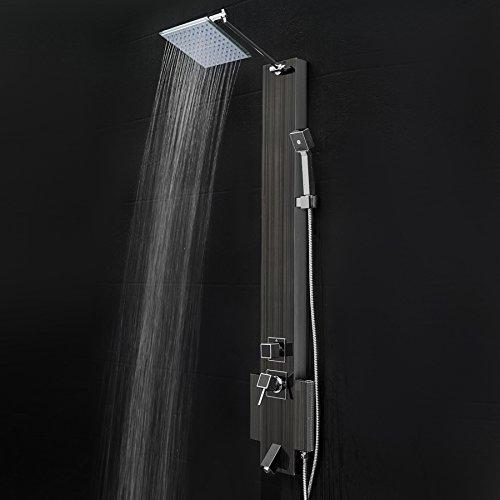 FIREBIRD Black Stainless Shower Rainfall product image
