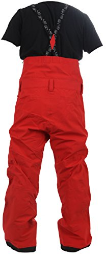 Lib Tech Strait Science 3L Bib Snowboard Pants Mens
