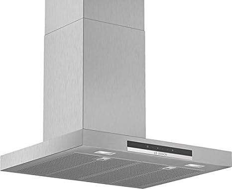 Campana decorativa Bosch DWB67IM50 con electrónica Touch Control: 276.11: Amazon.es: Grandes electrodomésticos
