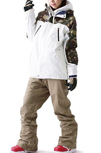 PONTAPES(ポンタペス)全20色柄スノーボードウェア上下セットメンズレディースPOE-SETPOE-06Mサイズスノボウェアスキーウェアウエア男性用女性用スノボーウェア16-17新作