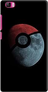 DailyObjects Poke Moon Case For Xiaomi Mi5