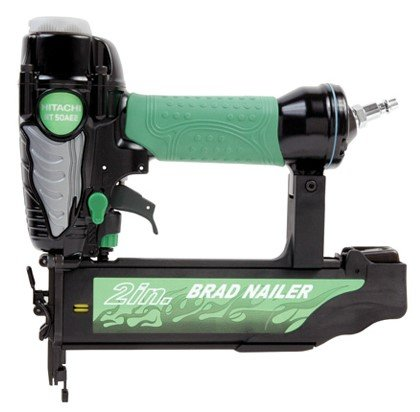5 Pack Hitachi NT50AE2 5/8 inch to 2 inch 18-Gauge Brad Nailer