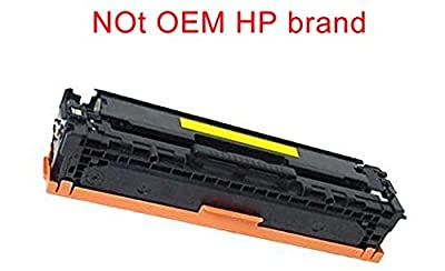 Photosharp yellow compatible laserjet Pro MFP M477 series replacement ink toner cartridge for HP 410X (CF412X) laser-jet M477fdw all-in-one color Printer,Copier, Scanner, Fax machine