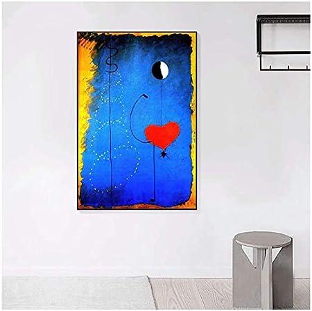 Material: lienzo, marco: sin marco,lienzo de calidad y material de inyección de tinta no tóxico y re