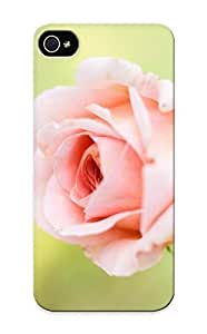 New Odwsi0LgCie Pink Rose Skin Case Cover Shatterproof Case For Iphone 6 plus 5.5