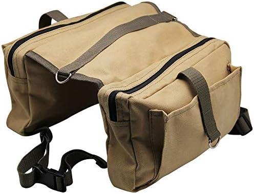 YOFIT Dog Backpack Travel Camping Hiking Pack Canvas Saddle Bag Rucksack for Medium & Large Dog / YOFIT Dog Backpack Travel Camping Hiking Pack Canvas Saddle Bag Rucksack for Medium & Large Dog
