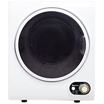 Amazon Com Magic Chef Mcsdry15w 1 5 Cu Ft Laundry Dryer