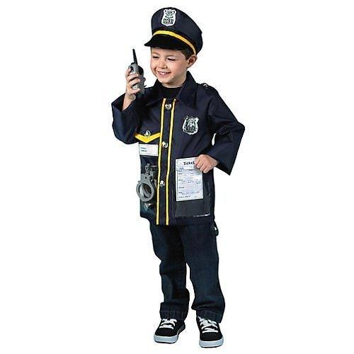 Imaginarium Police Officer Dress Up Set]()