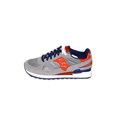 Rosso Original Shadow Uomo Men Saucony Grigio Fashion Sneakers wxq0TfZ