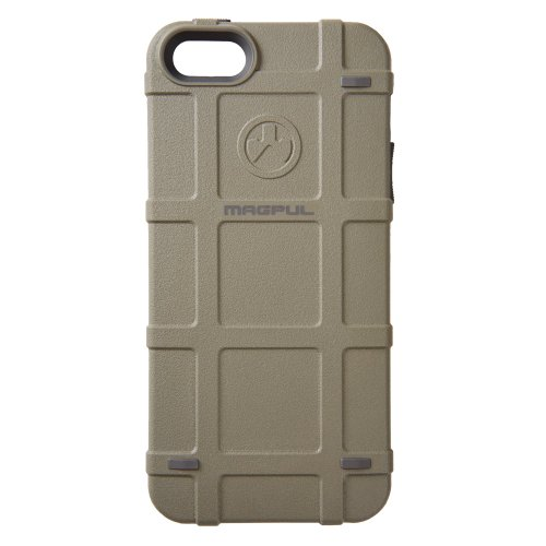 Magpul Industries iPhone 5/5s Bump Case, Foliage Green (Magpul Industries Iphone 5 5s Bump Case)