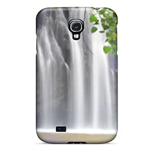New Snap-on Wade-cases Skin Case Cover Compatible With Galaxy S4- Waterfall
