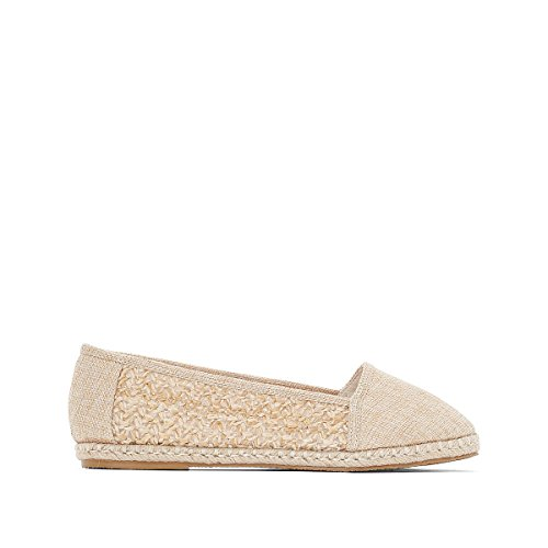 Redoute Donna La Materiale Beige Sintetico Espadrillas Collections HqwBFR0p