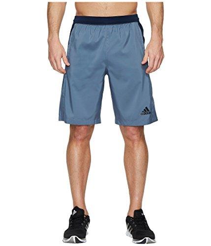 adidas Men's Designed-2-Move Shorts, Raw Steel, Medium