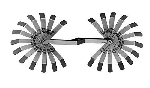 Lang Tools 26-Blade Offset Gauge-2Pack (Offset Chisel Hex)