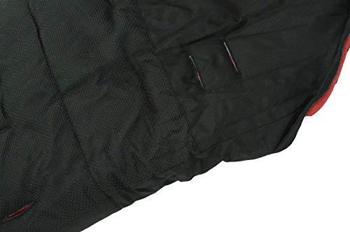 Deluxe/ /Saco//Cosy Toes Compatible con venicci viaje carrito rojo