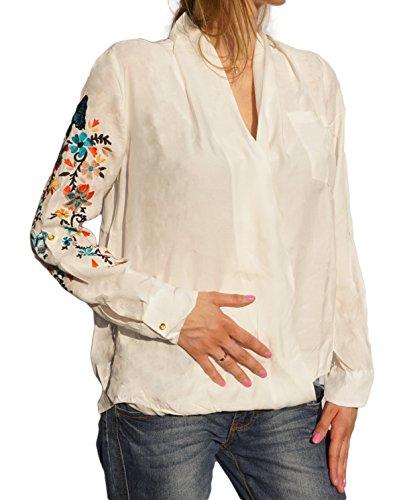 Laura Scott - Camisas - Opaco - para mujer blanco