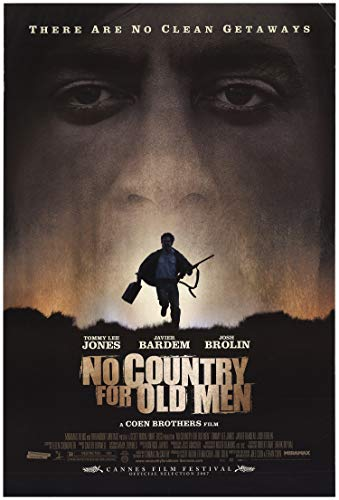 - No Country for Old Men 2007 Authentic 27