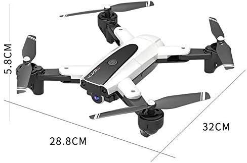 GPS HJ18 1080P 4K Drone, Drone Pliable WiFi FPV, Caméra de positionnement de Flux, Suivez-Moi, Gesture Photos / Vidéo Quadcopter RC