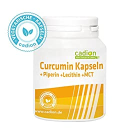 CADION Curcumin Kapseln
