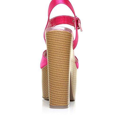 Femme ShuWish Chaussures ShuWish Compensées UK UK PzcqfWgSZ