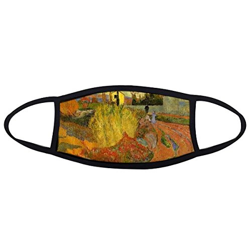 Landscape Characters of Rural Paul Gauguin Famous Oil Schools of Impressionism Panintings Oils Face Anti-dust Mask Anti Cold Maske