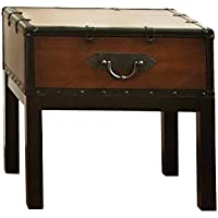 Steve Silver Company Voyage End Table, 24W x 20D x 24H