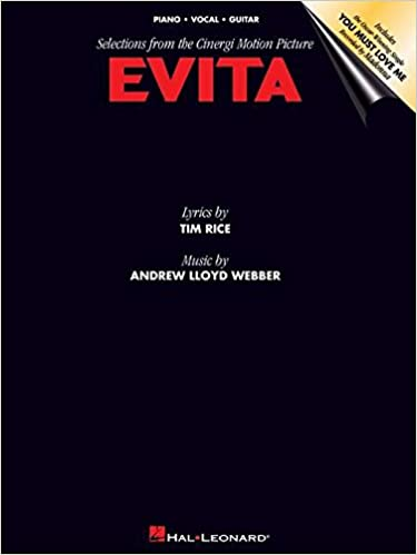 Evita Selections From The Motion Picture Pvg