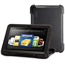 "OtterBox Defender Series Protective Case for Kindle Fire HD 8.9"", Black (with built-in screen protection)"