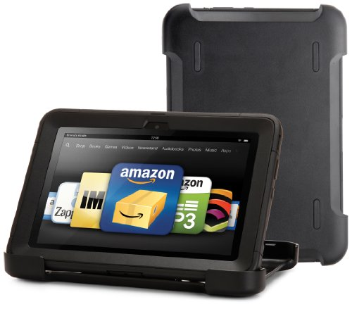 OtterBox Defender Series for Kindle Fire HD 8.9 (Black) (Otter Case Kindle 7 Hd)