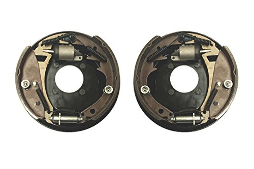 Southwest Wheel 10'' Hydraulic Free-Backing Trailer Brakes by Southwest Wheel