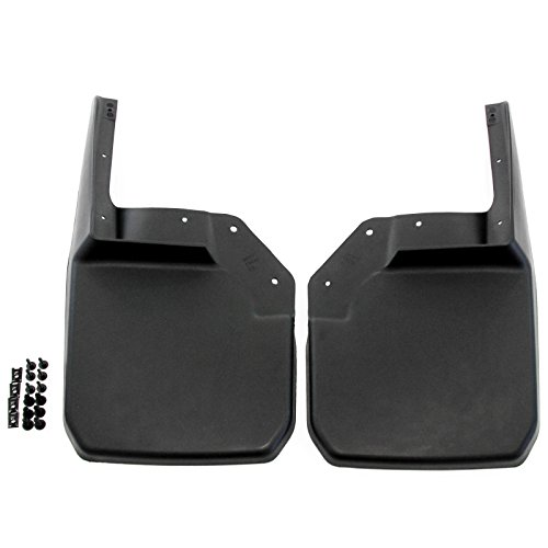 2015 jeep wrangler mud guards - 6