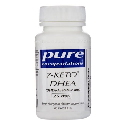 Pure Encapsulations - 7-Keto DHEA (25mg) - 60ct