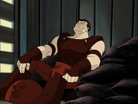 The Stuff Of Heros (Xmen Evolution Series)