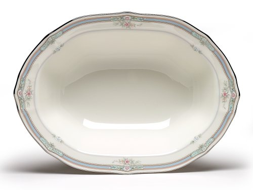 Noritake Rothschild Oval Vegetable Bowl