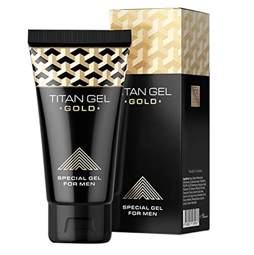 Funty Titan Gel Gold