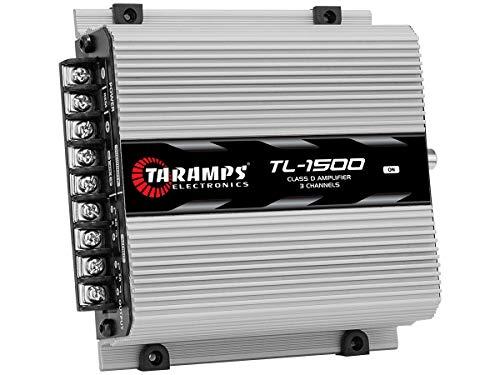 Taramp's TL 1500 2 Ohms 3 Channels 390 Watts Class D Full Range Amplifier