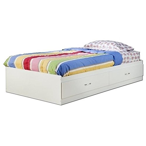 South Shore Logik Twin Mates Bed (39'') With 2 ()