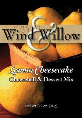 Cheesecake Cheeseball - Wind & Willow Lemon Cheesecake Cheeseball & Dessert Mix