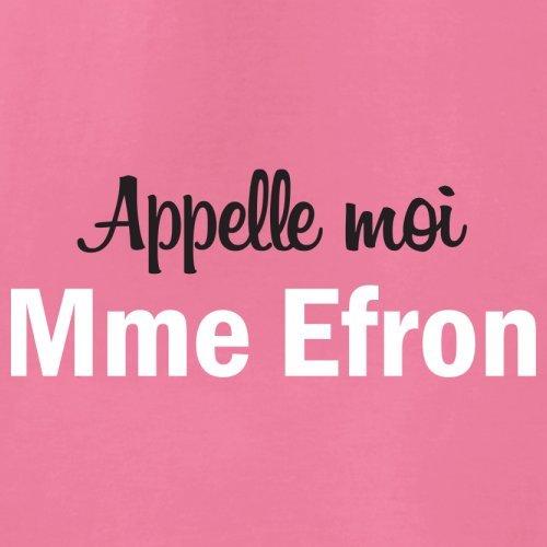 Apelle Moi Madame Efron - Femme T-Shirt - Azalée - S