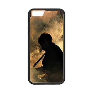 iPhone 6 4.7 Inch Cell Phone Case Black U2 Custom Phone Case Cover For Men XPDSUNTR12748