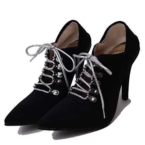 36 1TO9 Sandales MMS06287 Noir 5 Femme Compensées Noir wwTvU4Yx