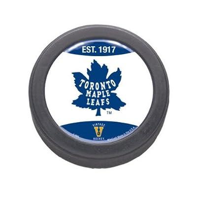 NHL Toronto Maple Leafs 77584091 Bulk Domed Hockey Puck