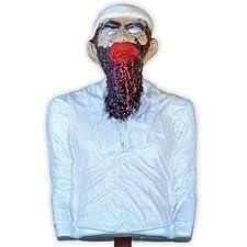 Bleeding Zombie Terrorist Target