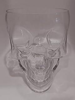 Circleware Clear Glass Skull Shaped Ice Bucket (B0753XYCVM) | Amazon price tracker / tracking, Amazon price history charts, Amazon price watches, Amazon price drop alerts
