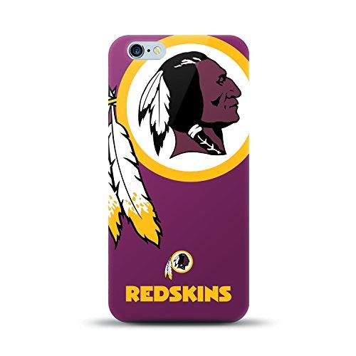 (NFL iPhone 6Plus/6S Plus Washington TPU Case - Red)