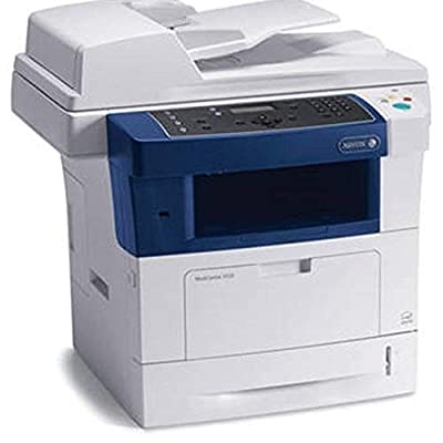 Xer-ox WorkCentre 3550X / 3550/X / 3550 All-in-One Laser Printer/Scanner/Copier/Fax - Heavy Duty - Refurbished by Xer-ox - 90 Day On Site Xer-ox Warranty - Delivery Included (Renewed)