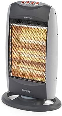 Beldray 1.2kW Halogen Heater