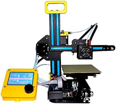 JUN GUANG 3D Impresora Creality Ender 3 Aluminio DIY Megnetic Hot ...